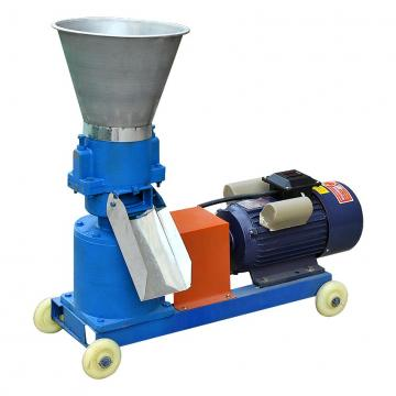 Flat Die Wood Pellet Feed Pellet Mill Pellet Maker