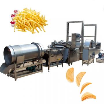 Industrial Pringles Potato Chip Making Machine Potato Chips Making Machine