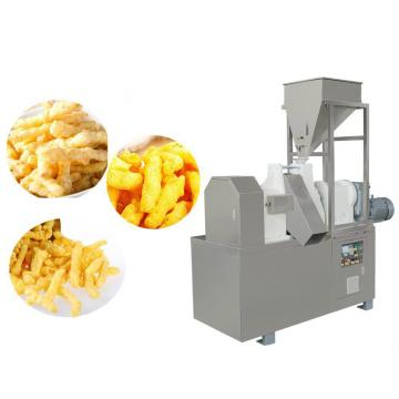 Fully Automatic Industrial Cheetos Extruder Kurkure Snacks Food Production Line