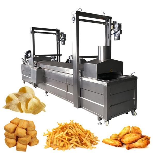 Automatic Frying System