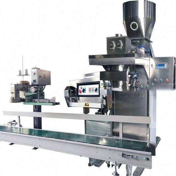 Automatic Premade Poly Bag Packing Machine for Disopsable Masks
